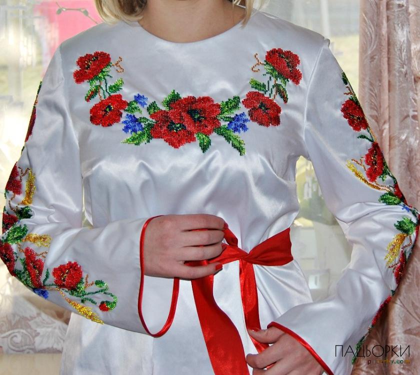 Сиреневая блузка в Уфе