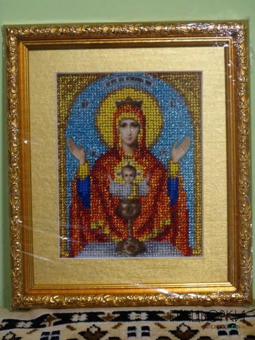 Продам ікони вишиті бісером ( 986) - купити оригінальні подарунки ... d480c6e9b40d2
