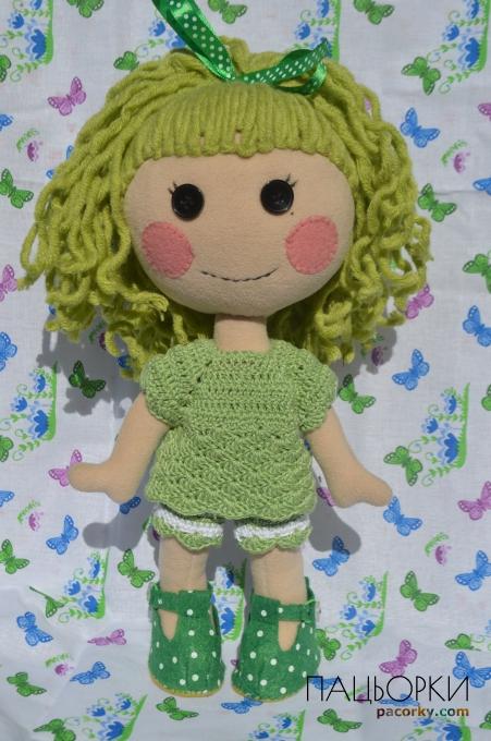 текстильна лялька ( 4824) - купити оригінальні подарунки (сувеніри ... 5049066307473