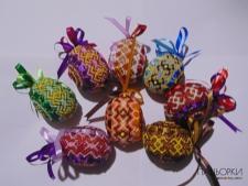 Купити Писанка з бісеру Великдень Пасха Яйця 99010ca879881